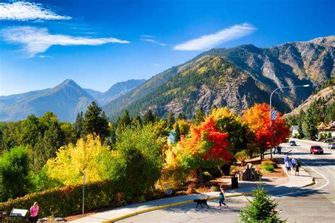 Fall Colors in Leavenworth, WA | Washington's Playground