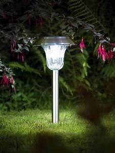 Lichter Für Den Garten : solarleuchten f r einen sicheren garten und angenehme atmosph re ~ Sanjose-hotels-ca.com Haus und Dekorationen