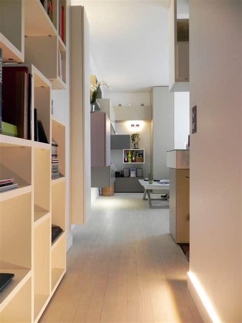 cuisine couloir petit appartement de 40m2 cuisine entrée salon dressing