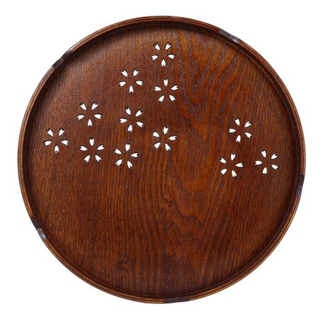 get cheap wooden serving trays aliexpress alibaba