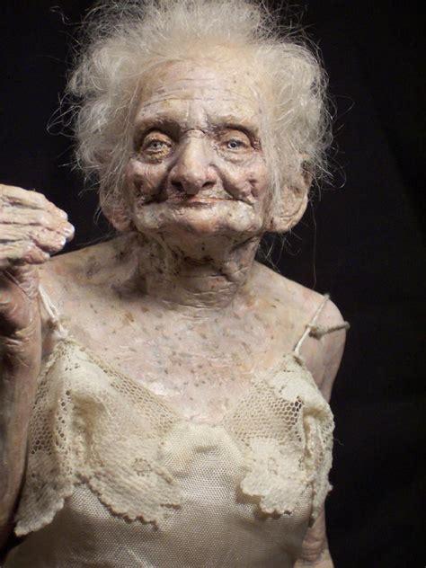 Annie's Kitchen Garden January 26, 2103  Old Woman