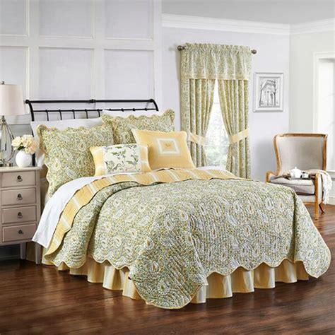 paisley verveine  waverly bedding collection