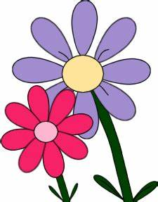Pink and Purple Flowers Clip Art - Pink and Purple Flowers ...