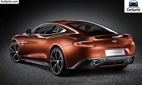 Aston Martin Vanquish 2017 Prices And Specifications In