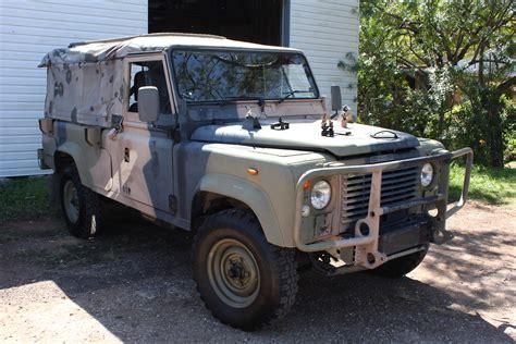Fileex Australian Army Land Rover Jpg Wikimedia Commons