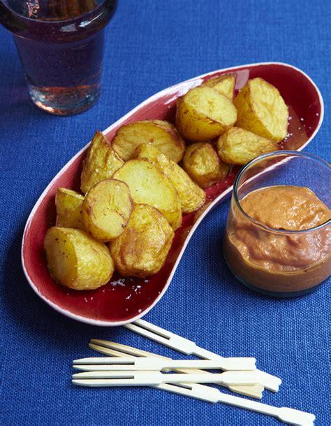 site de recette de cuisine patatas bravas pour 6 personnes recettes 224 table