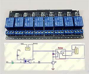 Not Sure How To Wire My 5vdc To 120vac Arduino Relay Board