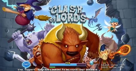 clash  lords game apps  laptop pc