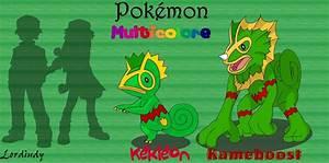 Pokemon Kecleon Evolution Images | Pokemon Images