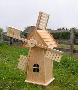 Back Yard Windmills ornamental garden windmill 3 foot