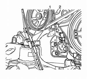 Repair Instructions - On Vehicle - Engine Mount Vacuum Hose Replacement  Vent Hose