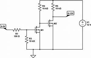 Led - 5v To 12v Converter Circuit