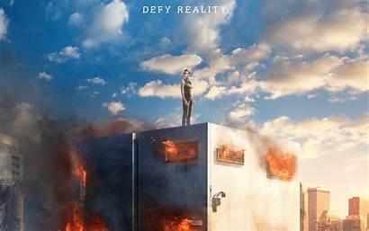 Insurgent Divergent Wallpapers Series Desktop Tris 4k