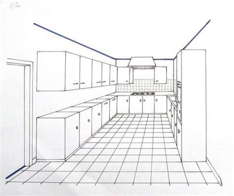 dessiner une cuisine en perspective dessiner une en perspective frontale solutions