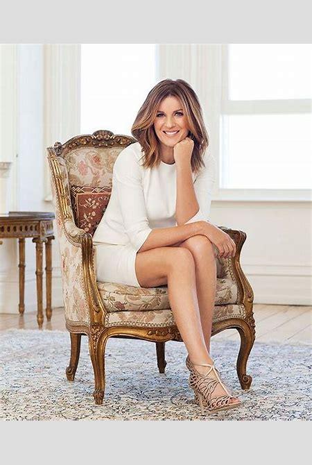 Kylie Gillies's Feet