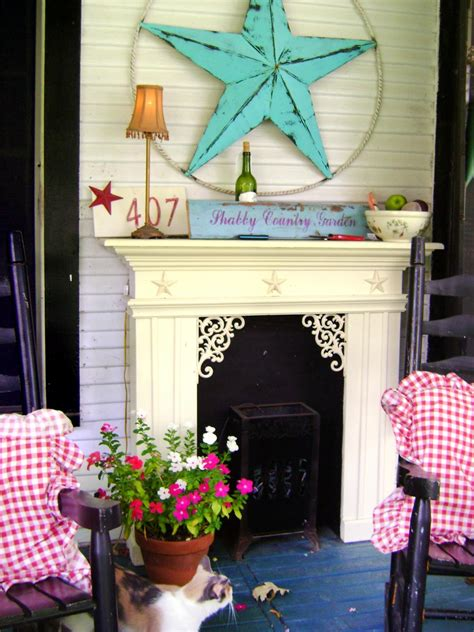 shabby chic decorating ideas  porches  gardens diy