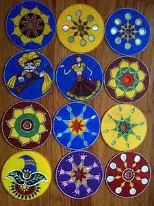 Recycled CD craft - Artsy Craftsy Mom