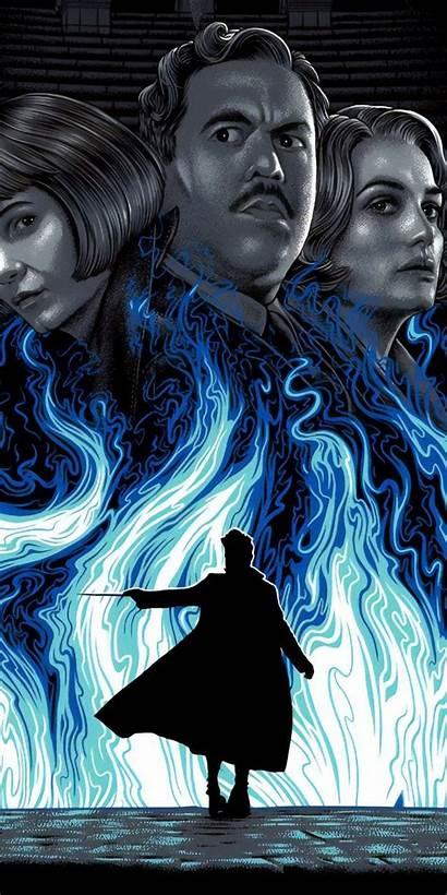 Fantastic Grindelwald Beasts Crimes Poster Potter Harry