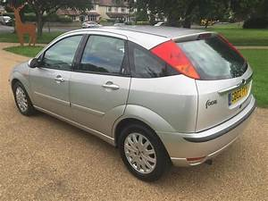 2002 Ford Focus Ghia 1 6   Part Exchange Available
