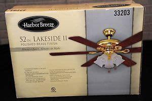 Harbor Ii Ceiling Fan by Burnished Brass Ceiling Fan On Popscreen