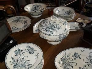 Service De Table Porcelaine : a vendre service de table en porcelaine opaque le blog de jadis ~ Teatrodelosmanantiales.com Idées de Décoration