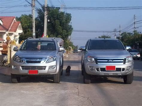 ###new Ranger Vs New Dmax###