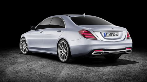 Mercedes BenzCar : 2018 Mercedes-benz S-class, Amg, Maybach Models Revealed