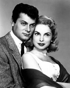 Tony Curtis & Janet Leigh.