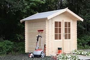 Kleines Gerätehaus Holz : ger tehaus 200x260cm bausatz gartenhaus ger teschuppen ~ Michelbontemps.com Haus und Dekorationen