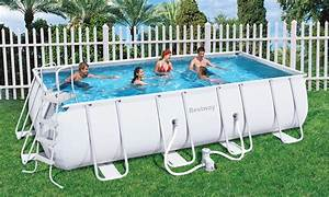Garten Pool Bestway : bestway swimming pool groupon goods ~ Frokenaadalensverden.com Haus und Dekorationen