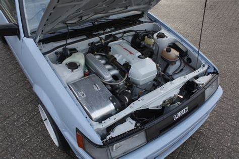 cleanest ae86 engine bay ae86 t engineering