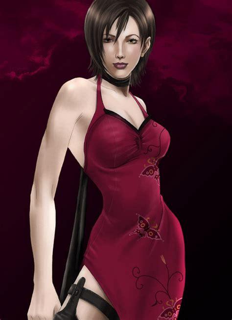Resident Evil 4 Wallpaper 艾达 王 图片 互动百科