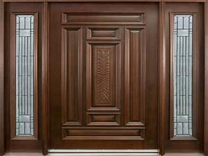 Indian Modern Wooden Door Designs