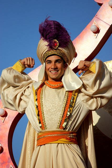 Aladdin Prince Ali Disney World