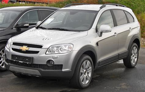 2010 Chevrolet Captiva  Pictures, Information And Specs