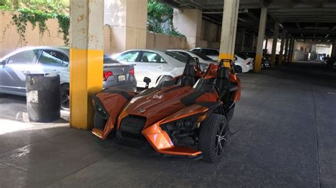 Polaris Slingshot 170 Kph (top Speed)