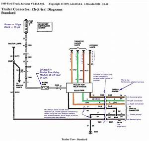 1977 Ford F250 Tail Light Wiring Diagram