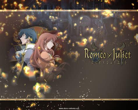 Romeo And Juliet Anime Wallpaper - romeo x juliet desktop wallpaper
