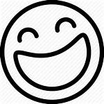 Laughing Face Icon Emoji Icons Smiley Coloring