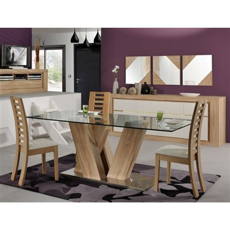 rectangle glass table top replacement modern contemporary dining table with white brown wooden