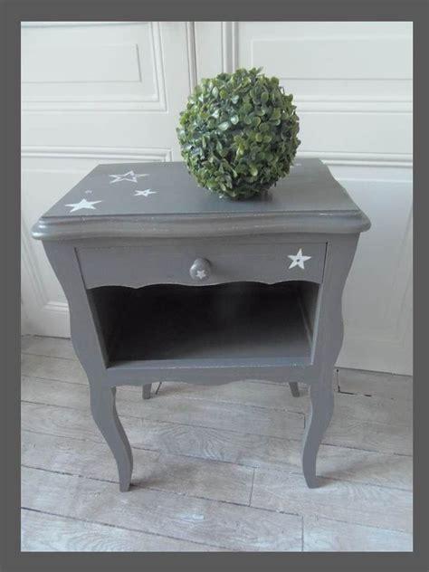 table de chevet a peindre 1000 id 233 es sur le th 232 me relooking de table de chevet sur bureau repeint tables de