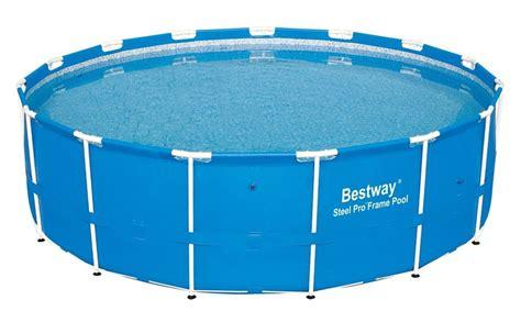 frame pool bestway bestway steel pro frame pool review best above ground pools