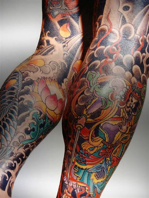 yakuza tattoo art forms