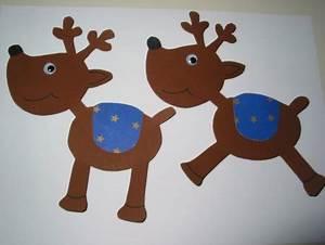 Elch Basteln Vorlage : weihnachtsbasteln mit marion von bettinet bettinet das ~ Lizthompson.info Haus und Dekorationen