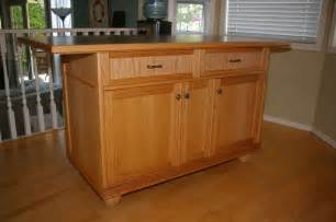oak kitchen islands oak kitchen island by jim lumberjocks woodworking community