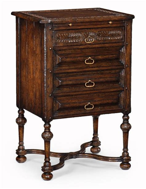 carved oak bedroom furniture chest of drawers carved oak chest with linen fold drawer