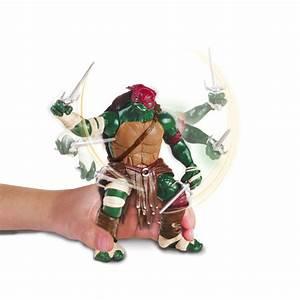 Teenage Mutant Ninja Turtles Movie - Raphael - Deluxe ...