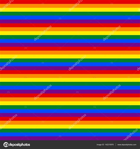 lgbt flag colors seamless pattern in colors lgbt rainbow flag stock