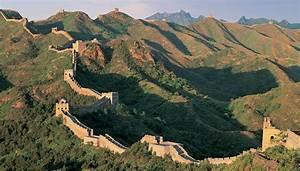 Lo Spettacolo Della Muraglia Cinese Dal Drone SiViaggia