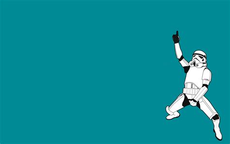 Star Wars Clone Wallpapers Stormtroopers Funny Threadless Star Wars The Clone Wars Simple Background Wallpaper 1680x1050